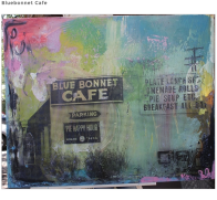 Blue Bonnet Cafe""
